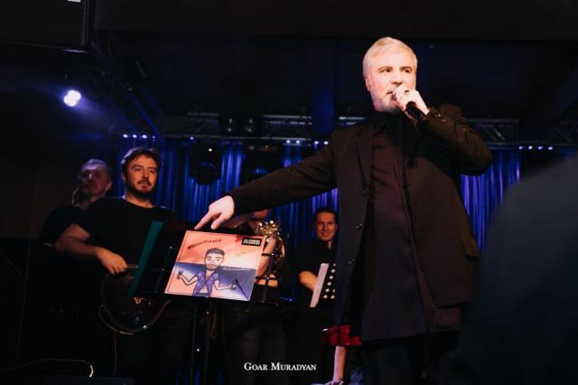 """Сосо Павлиашвили """"разнес"""" главную джазовую сцену Москвы"""