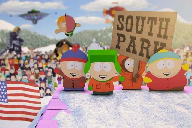 В Китае заблокировали мультсериал «Южный парк»