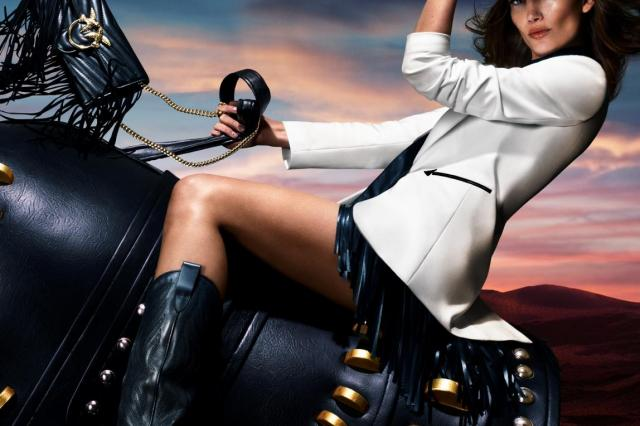 Американская топ-модель Лили Олдридж – лицо Pinko