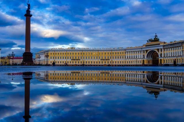 Санкт-Петербургский культурный форум начинает работу