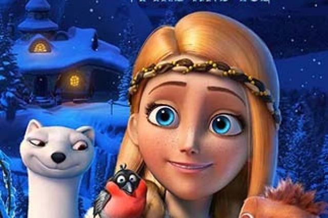 В США выходит в прокат фильм о Снежной королеве