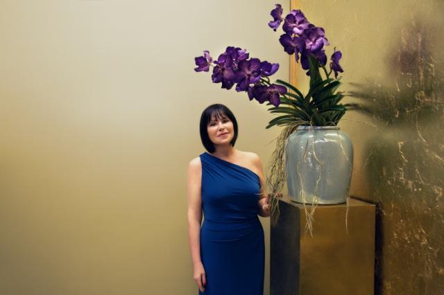 Инесса Галанте будет петь о любви на фестивале в Юрмале