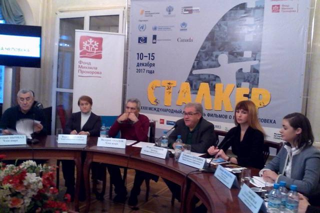 Фестиваль «Сталкер» пройдёт в Москве