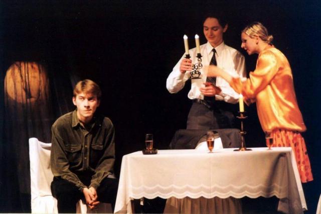 Спектакль «Стеклянный зверинец». 20 лет спустя