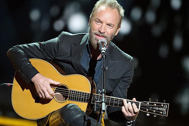 Sting приедет в Москву в рамках мирового турне «57th & 9th»