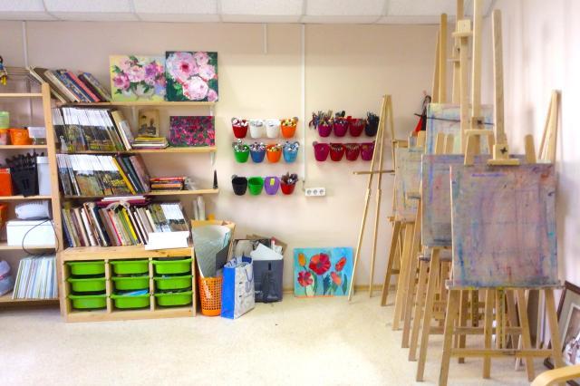 Новый проект ИСИ! Приглашаем детей от 5 до 15 лет в детскую Арт-студию «Лестница»!