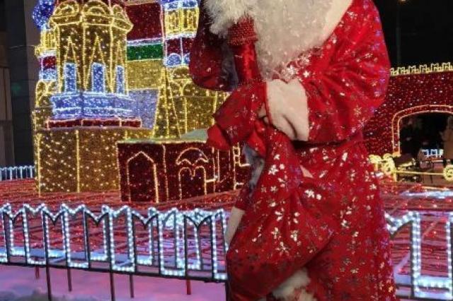 Дед Мороз ищет любовь на СТС Love