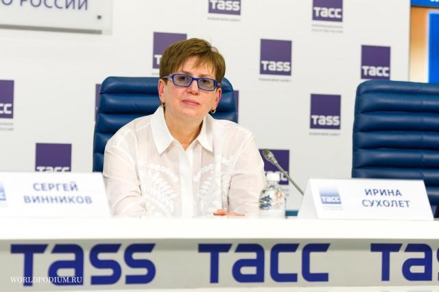 Ректор ИСИ И.Н.Сухолет ответит на вопросы студентов в рамках прямого эфира