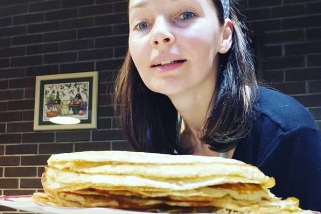 Рецепт кружевных блинов от Наталии Антоновой