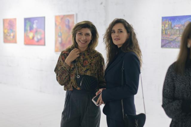 Открытие выставки  «История любви»