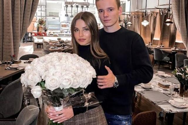 Сын певицы Валерии женился