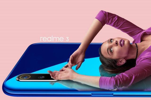 Смартфон realme 3 получил высшую оценку по отзывам российских покупателей
