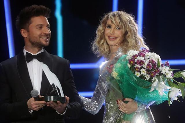 СМИ узнали о серьезной ссоре Лазарева и Лободы на музыкальной премии