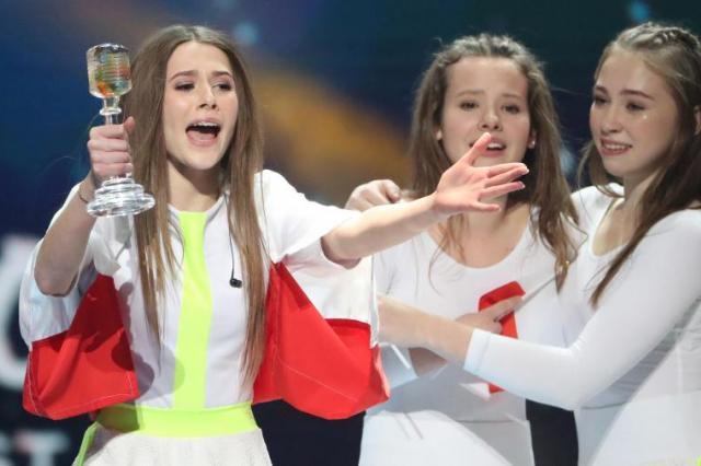 Назван победитель «Детского Евровидения – 2018»