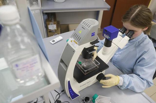 В США опубликованы первые результаты испытаний вакцины от коронавируса