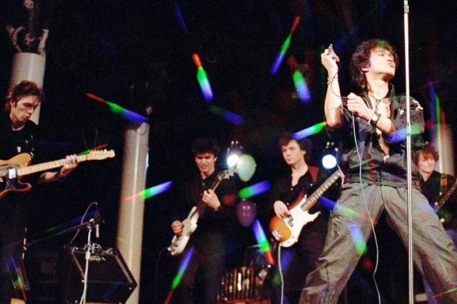 В России выйдет пластинка с последней песней Виктора Цоя