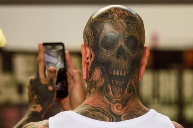 Кольщик, наколи мне Биг-Бен: в Лондоне проходит крупнейшая тату-конвенция
