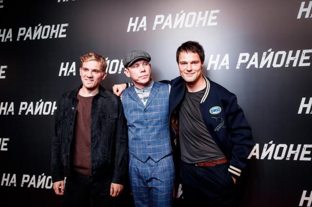 Данила Козловский зачитал рэп от Нигатива