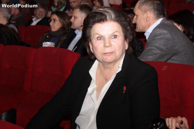 Ольга Любимова и Валентина Терешкова обсудили культурные проекты, реализуемые в Ярославской области