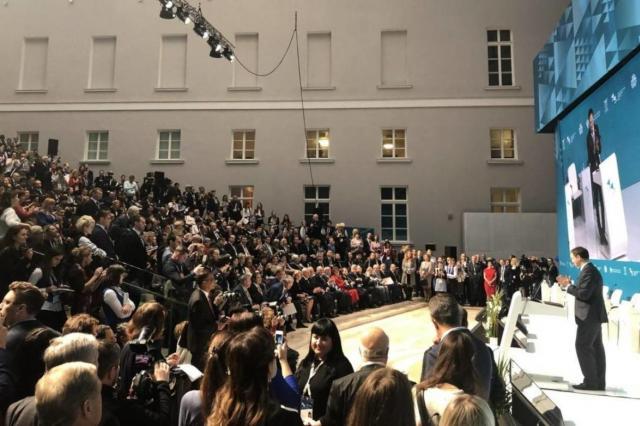 Культурную революцию и законодательство в музеях обсудили на петербургском культурном форуме