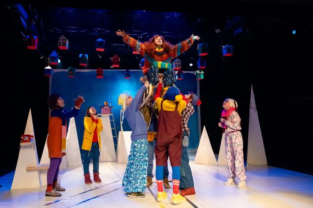 Впервые детский театральный фестиваль «МАРШАК» пройдет онлайн