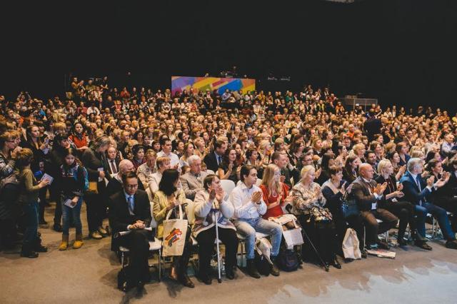 Итоги первого дня работы МКФ2016 – 25 марта