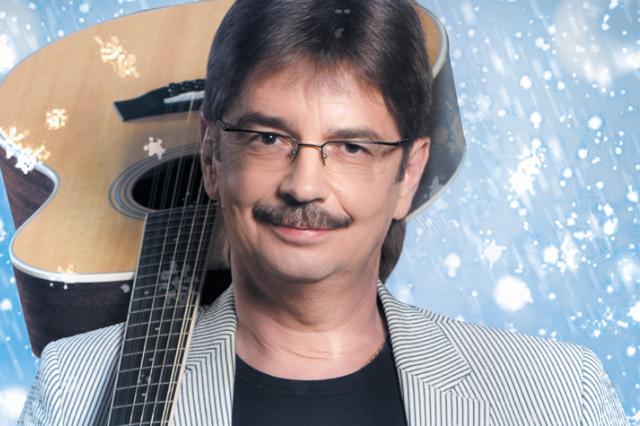Виктор Третьяков даст концерт в Кремле