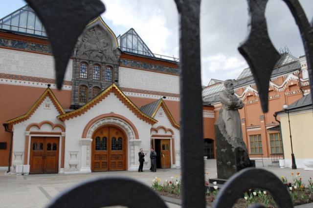 Первый в Москве музейный 3D-кинотеатр появится в Третьяковской галерее