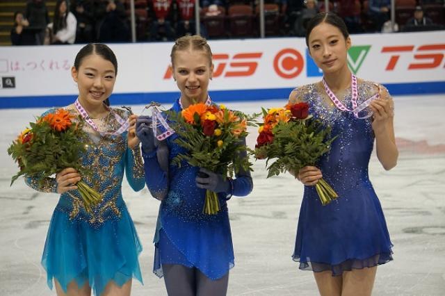 Александра Трусова выиграла канадский Гран-при и переписала мировые рекорды!