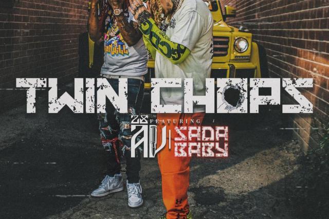 Хип-хоп релиз «Twin Chops» от 28AV при участии Sada Baby