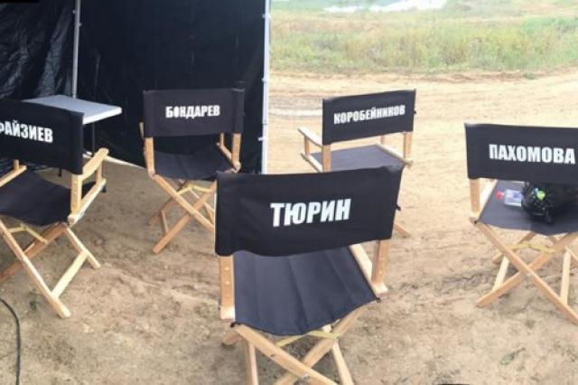 Дмитрий Тюрин приступил к съемкам «Невского пятачка»