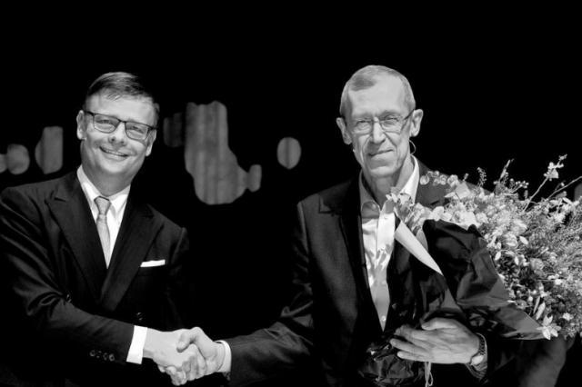 Российский ученый получил престижную датскую премию