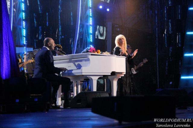 """На """"Новой волне"""" прошел концерт в честь Ирины Аллегровой"""