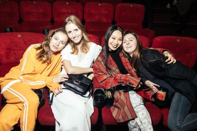 В «Октябре» прошёл специальный показ фильма «Троица»