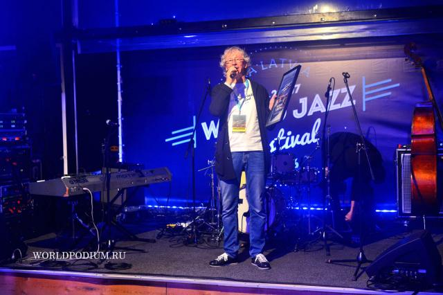 Аркадий Укупник  поделился в интервью эксклюзивными подробностями об World Jazz Festival