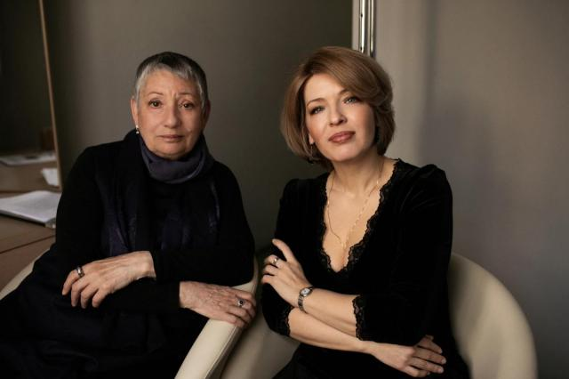 Людмила Улицкая объявила «Совместные действия» с Полиной Осетинской