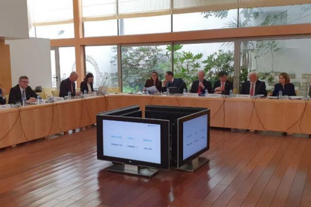 Посол Белоруссии принял участие в заседании Исполкома Международного Бюро выставок