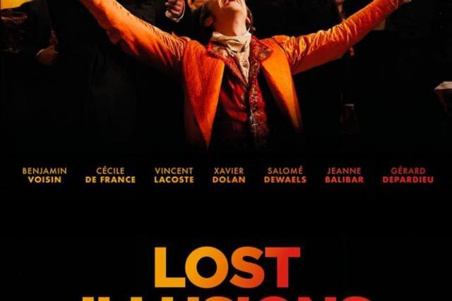 Фильм «Утраченные иллюзии», отобранный в конкурс Венецианского кинофестиваля, выйдет в прокат осенью