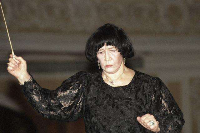 Исполняется сто лет со дня рождения Вероники Дударовой