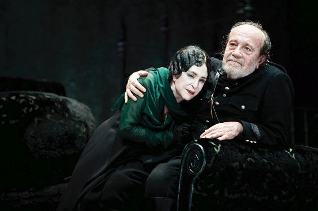 «Пляска смерти» в Театре имени Евгения Вахтангова