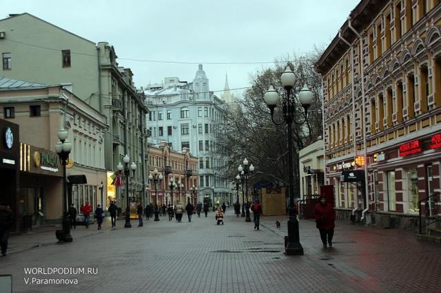 Праздничное закрытие 98 сезона Театра имени Евгения Вахтангова на Арбате