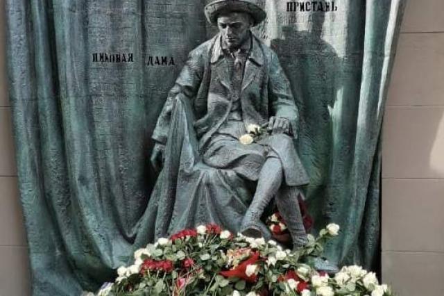 Памятник Вахтангову — лауреат фестиваля «Архитектурное наследие»