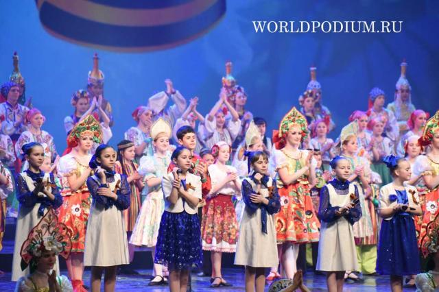 Благотворительный концерт «Весна Победы»