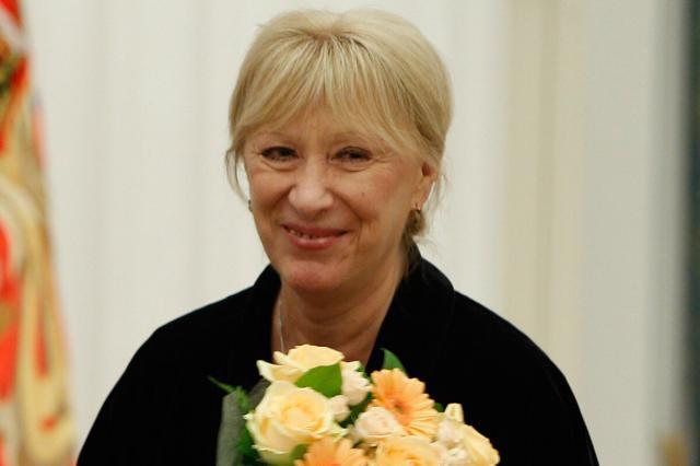 Александр Лукашенко поздравил Екатерину Васильеву