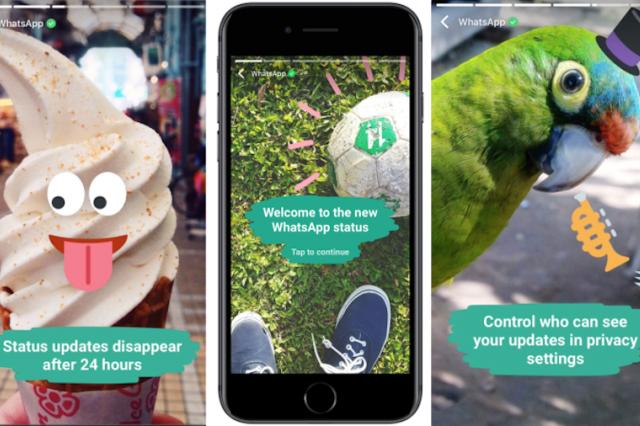 В WhatsApp появится одна из основных функций Instagram