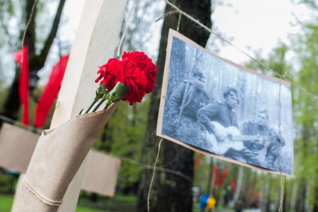 Более 300 анкет участников Великой Отечественной войны уже собрано на ВДНХ для проекта «Дорога памяти»