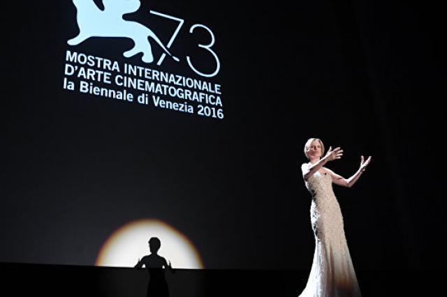 В Венеции торжественно открылся старейший международный кинофестиваль