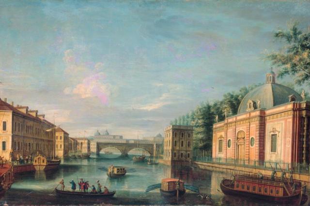 Выставка «Под небом Венеции. Ведуты XVIII века из собрания Интеза Санпаоло»
