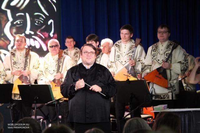 Концерты ансамбля имени Людмилы Зыкиной проходят в рамках «Больших гастролей»
