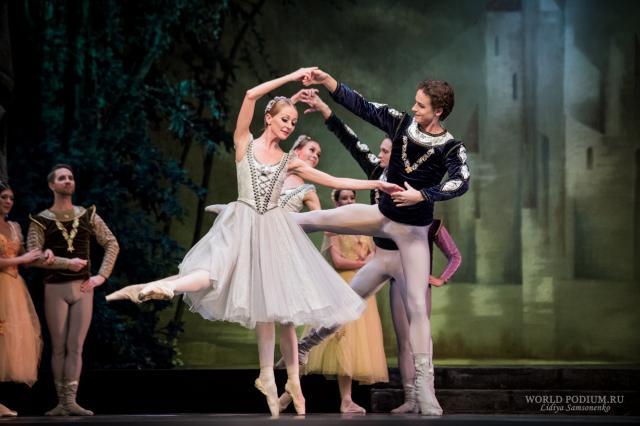 VI Международный фестиваль балета в Кремле. Лебединое озеро - 29 сентября 2017